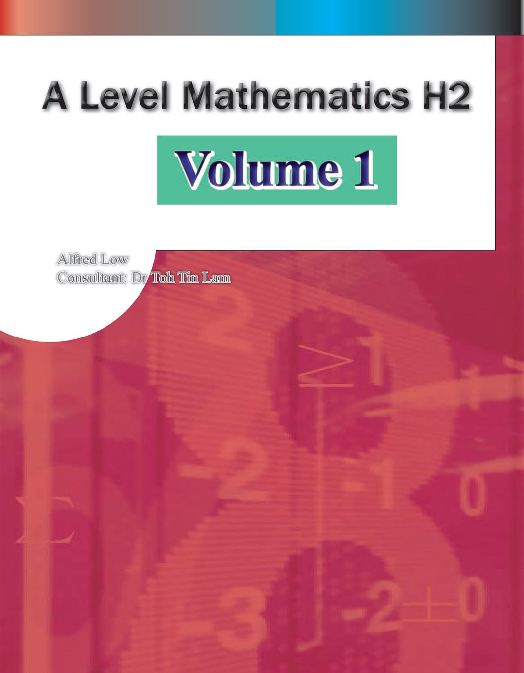 advMath-Vol1